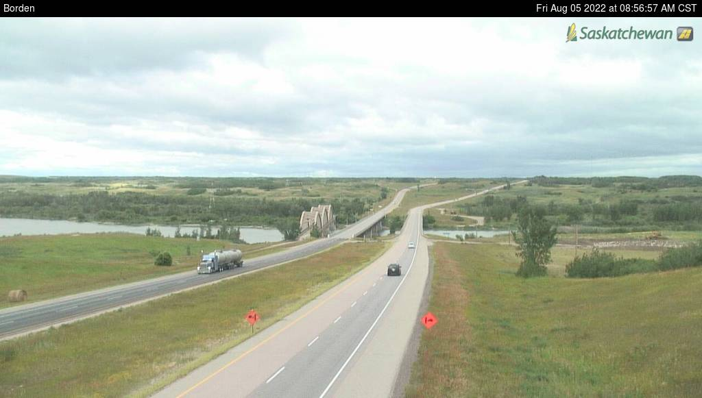 Saskatchewan Highway Cams